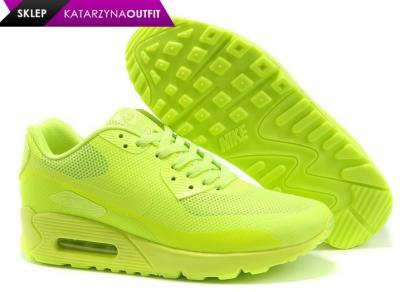 Nike Air Max 90 700 Limonkowe Neonowe 40 4689920546 Oficjalne Archiwum Allegro
