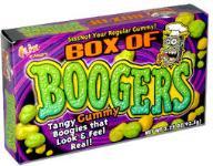 Box Of Boogers | Coś słodkiego