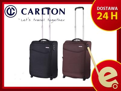 660081dbedabd Walizka Carlton Crestline walizki ryanair + gratis - 4405342764 ...