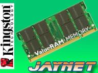 4GB KINGSTON 4 GB SODIMM DDR3 PC3-10600 1333MHz C9