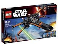 Lego Star Wars 75102 Klocki X-Wing Fighter Poe'a