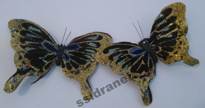 Motylki Motyle Dekoracyjne Motyl Na Prezent M13 6486582410