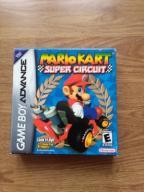 Mario Kart GBA