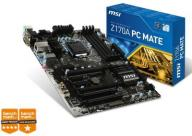 msi MOTHERBOARD Z170A PC MATE