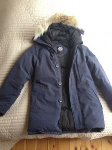 canada goose CHATEAU zielone