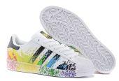 buty adidas superstar rainbow