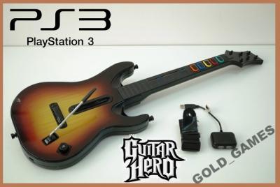 Gitara Guitar Hero Ps3 Okazja Wys 24h 3883977687 Oficjalne Archiwum Allegro