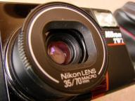 Aparat analogowy Nikon TW2