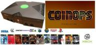 XBOX 160GB GRY NA HDD + COINOPS 8 R6 + 4 PADY NOWE
