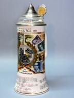 Kufel Marka pieniądz waluta WW Team certyfikat