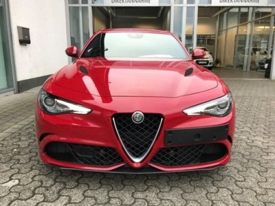 Alfa Romeo Giulia Quadrifoglio Biturbo 2016 510 Km 6727685526 Oficjalne Archiwum Allegro