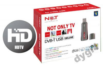 not only tv tuner dvb-t lv5tdelux usb 2.0