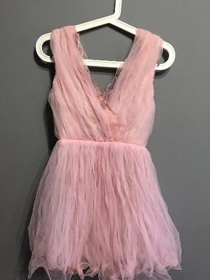 Sukienka ZARA tiul lou bal studniówka