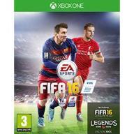 FIFA 16 XONE JĘZYK POLSKI PUDEŁKO :: CLICKGAME ::