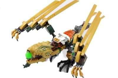 Lego Ninjago Złoty Smok 70503 6690205055 Oficjalne Archiwum Allegro