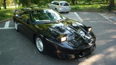 Pontiac Firebird Trans Am 5 7l V8 1993 7006786211 Oficjalne Archiwum Allegro