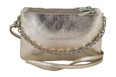 173e8ac151a62 Barberini's - torebki listonoszki ZŁOTY - 6918556196 - oficjalne ...