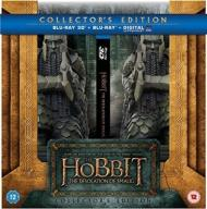 The Hobbit The Desolation Of Smaug - Bookend Editi