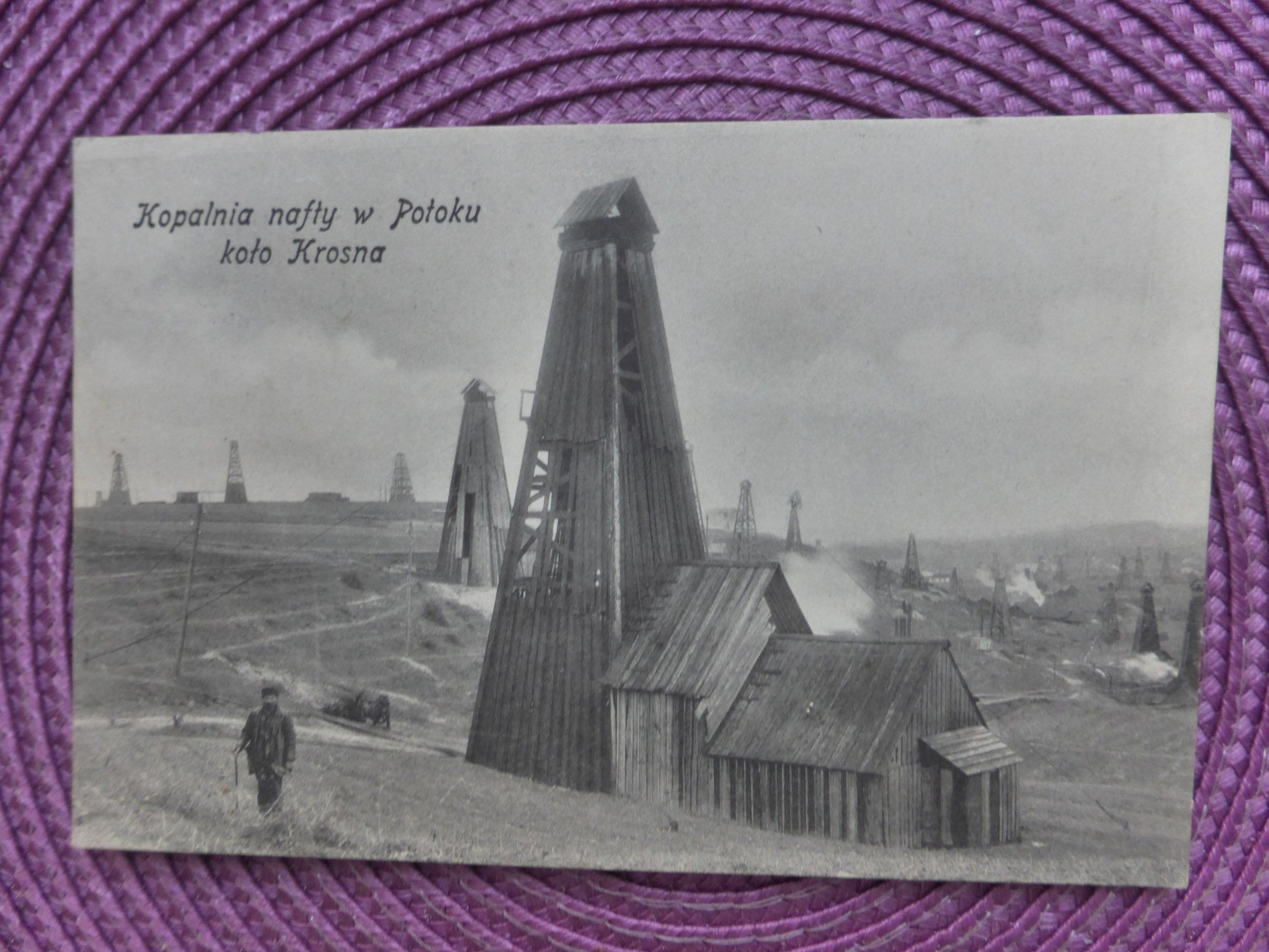 KROSNO-POTOK 1918 ROK