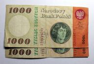 1000 zł Kopernik 1965 ser.D - OKAZJA