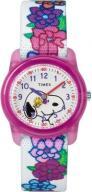 Zegarek Timex Kids Snoopy Flowers TW2R41700