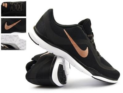 buty damskie nike czarno zlte
