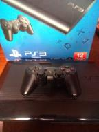 PS 3 SLIM 320 GB plus 4 gry
