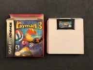 GameBoy Advance Rayman 3 UNIKAT!