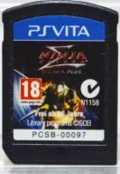 NINJA GAIDEN SIGMA PLUS  / PS VITA