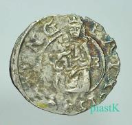 RUDOLF II, DENAR 1584 - MATKA BOSKA
