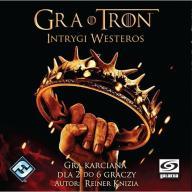 GRA O TRON - INTRYGI WESTEROS GALAKTA, GALAKTA