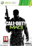 Call of Duty: Modern Warfare 3 ANG - Xbox 360 Użw