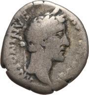 Antoniusz Pius 138-161, denar 140-143, Rzym