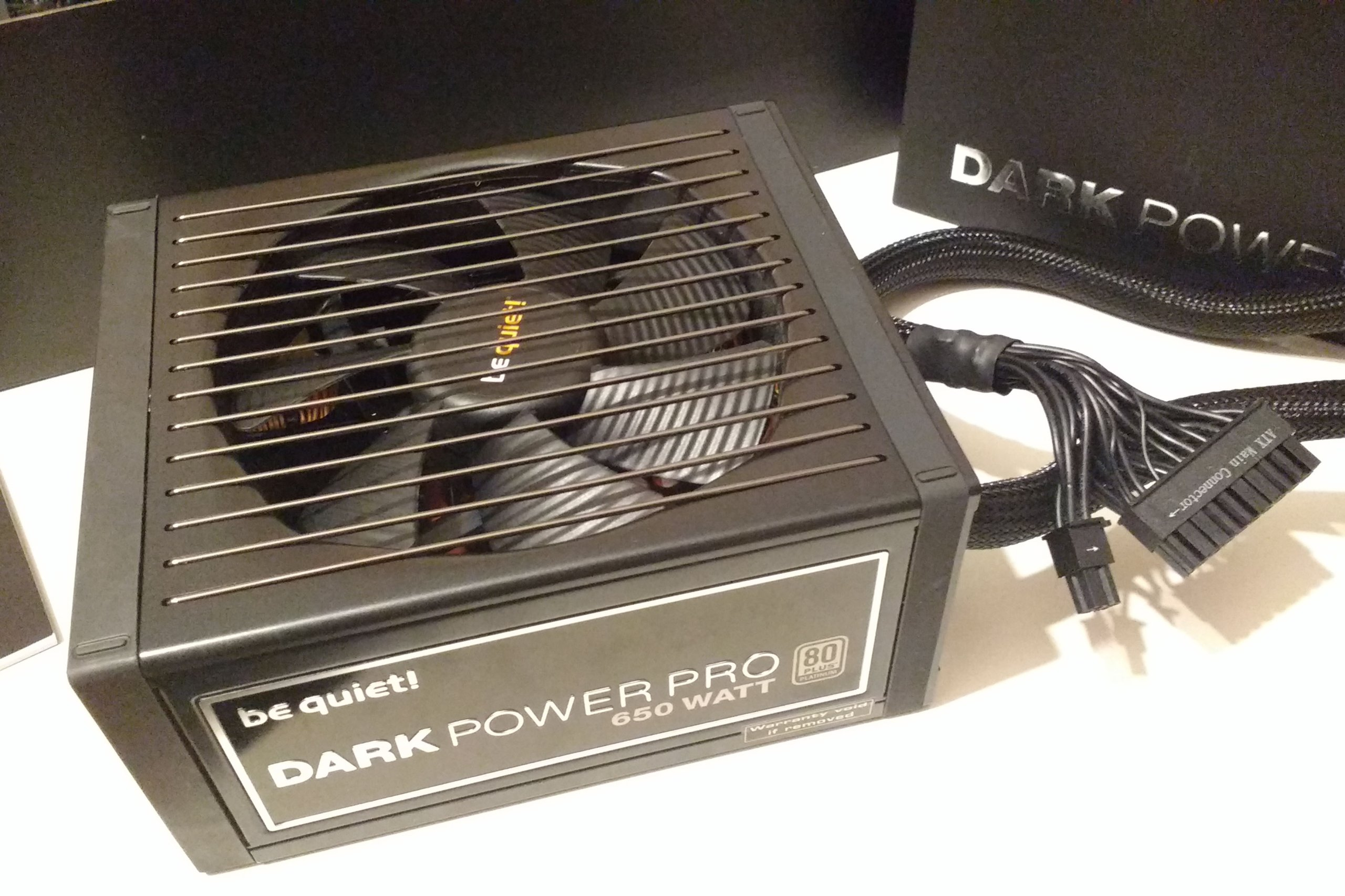 Zasilacz be quiet! Dark Power Pro P11 650W GW46MSC