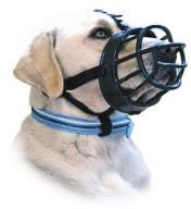 Kaganiec dla psa Baskerville Ultra-4 czarny
