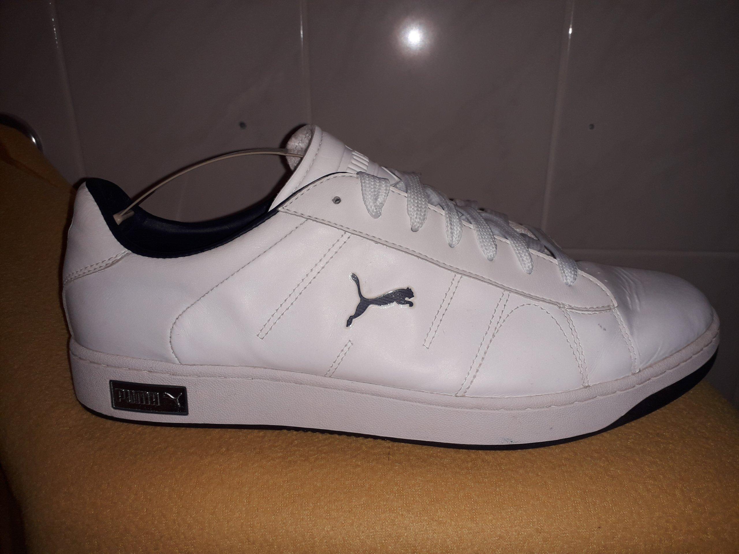PUMA męskie buty SKÓRA jak nowe roz.47
