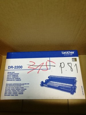 DR-2200 Bęben BROTHER FAX 2840