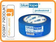 Taśma maskująca niebieska BLUE TAPE 25mm x 50m