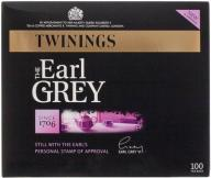 Twinings Earl Grey 100szt