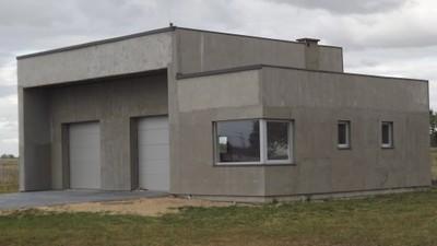 Budynek użytkowy Węgrów Nowy 120m2,  0.5h działka