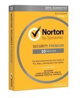 Antywirus Symantec Norton Security Premium 10PCiOS