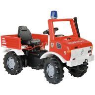 Rolly Toys wóz Strażacki ! OKAZJA!