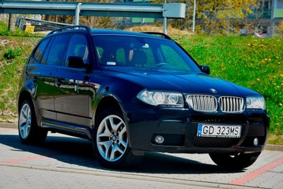 bmw x3 3 0 sd 286km m pakiet oryginalny przebieg. Black Bedroom Furniture Sets. Home Design Ideas