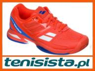 Buty Tenisowe Babolat Propulse Team Red Jr r. 35