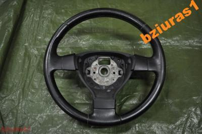 KIEROWNICA SKÓRZANA VW PASSAT B6 GOLF V 1K0419091M
