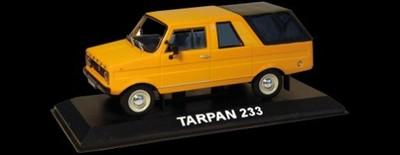 TARPAN 237 / NOWY/1:43 /ZŁOTA KOLEKCJA