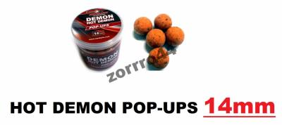 Starbaits Kulki Hot Demon Pop-Ups 14mm !!