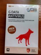 G Data Antyvirus 1 Rok PC Box