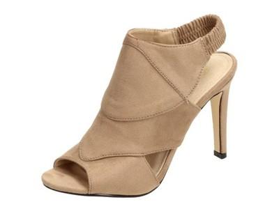 Beżowe szpilki damskie, sandały SABATINA 1442 r38