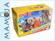 IMAGINEXT Taran X6582 FISHER PRICE machina bojowa
